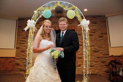Steffanie & Daren After Wedding