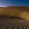 Dunes Under Full Moon #1