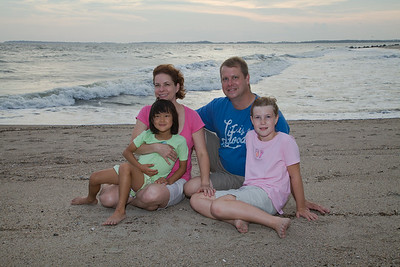 Kesler Family 2014