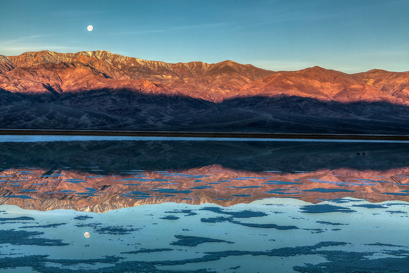 Panamint Reflection