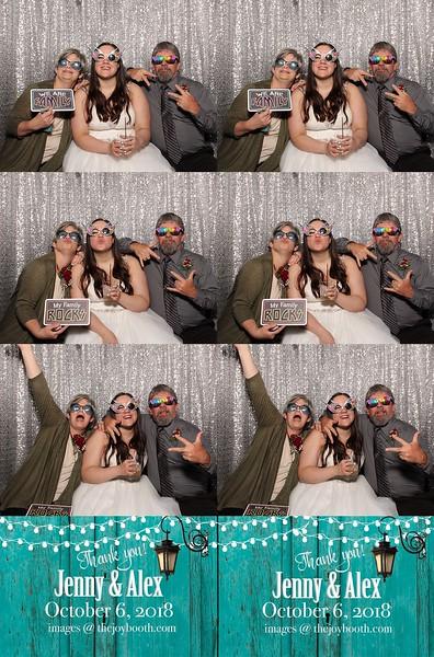 Jenny & Alexander's Wedding 10-6-2018 PRINTS