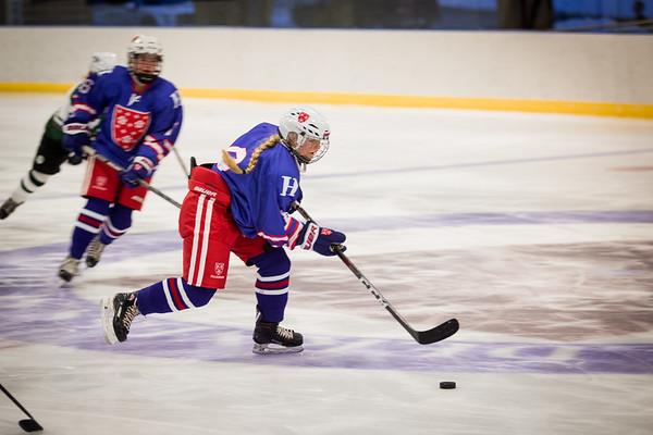 Girls Varsity Hockey vs.Hebron February 5