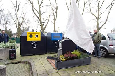 Vinkhuizen Hoendiep 2020 - Containertuin Goudlaan