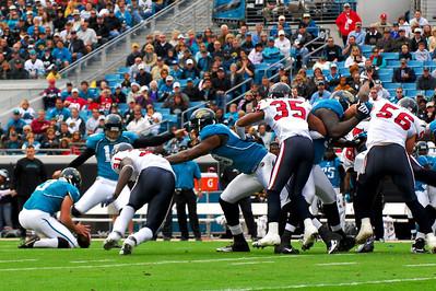 Jaguars vs Texans 2010