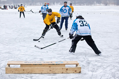 U.S. Pond Hockey Championships 2012