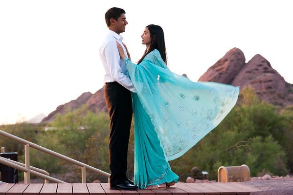 Srikant + Ramya E-Shoot