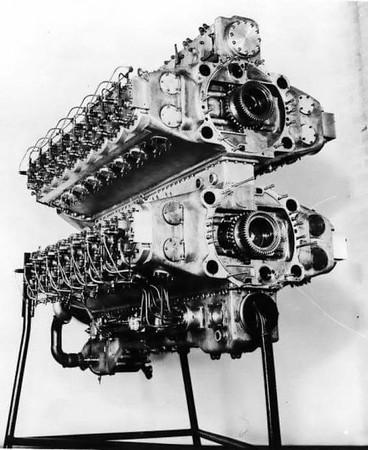Piston plane engines