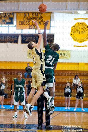 St. Anthony's Vs Holy Trinity, Boys Freshman Basketball 01.30.10