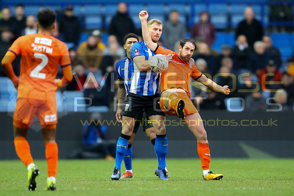 Sheffield Wednesday v Luton Town (FA Cup 3rd round) 05 - 01 - 19