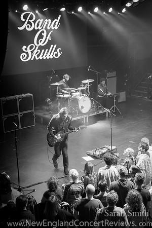 Band of Skulls at The Royale - Boston