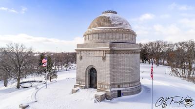 McKinley Monument 1-21-2019