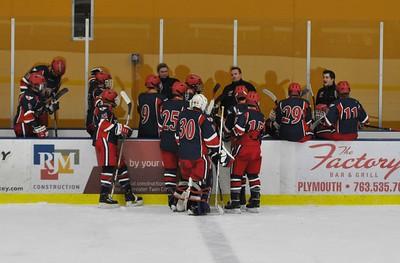 AC Wings Varstiy vs Providence