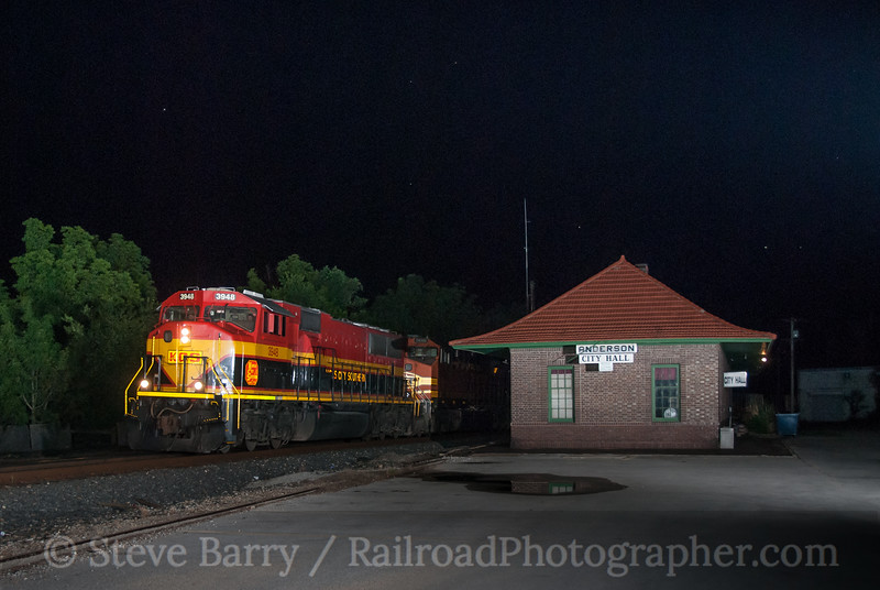 Kansas City Southern<br /> Anderson, Missouri<br /> June 15, 2014
