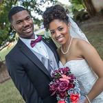 Carlos & Ashley Calloway Jr. Wedding 2017