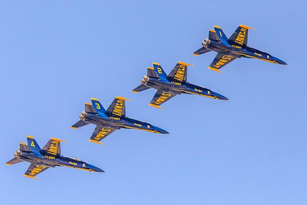 2014 Blue Angels Miramar Airshow