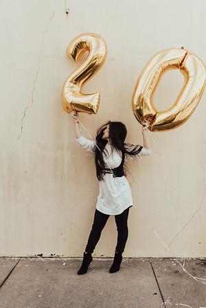 Olivia Turns 20