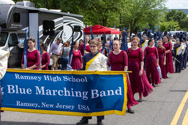 Ramsey High School Marching Band