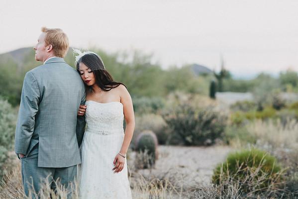 Jared + Maresa | A Wedding Story