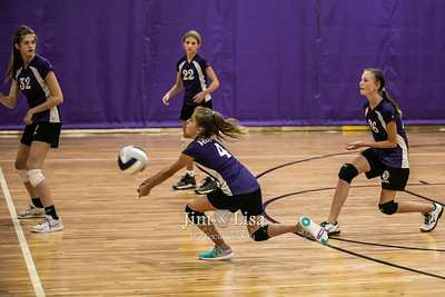 Volleyball (JH B-Team) vs Crossings, September 3
