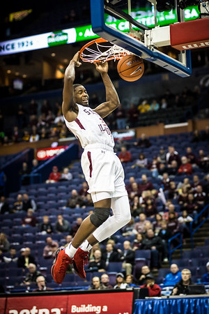 Southern Illinois vs Loyola MVC Tourney 3/3/17
