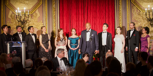 Career Bridges 17th Annual Opera Gala Tues May 14th (Stage, Singers print purchase)