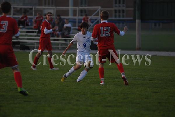 09-30-13 Sports Van Wert @ Defiance boys soccer