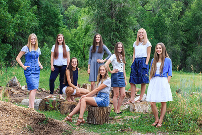 2019-2020 Springville Dance Co
