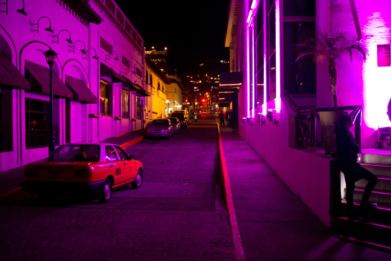 The Pink Street