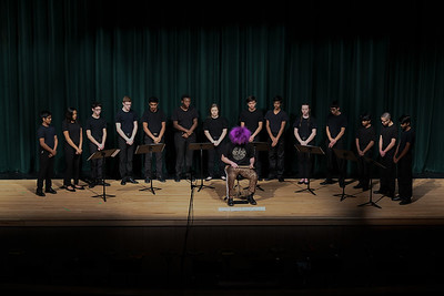 3-2-19 Percussion Concert with Gregg Bisonnette