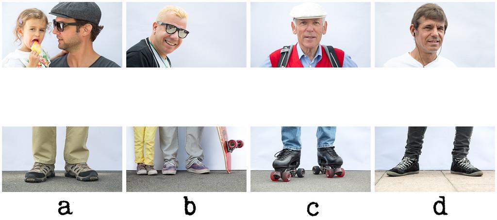Shoe Quiz #1