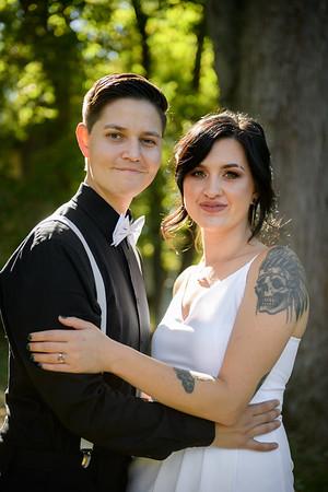Kristin and Sam