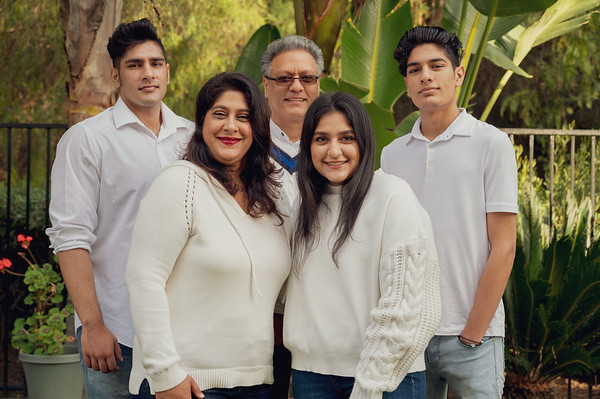 Bahl Family Portraits