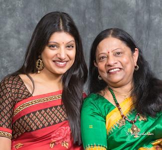 Raktim Sen & Family 2018