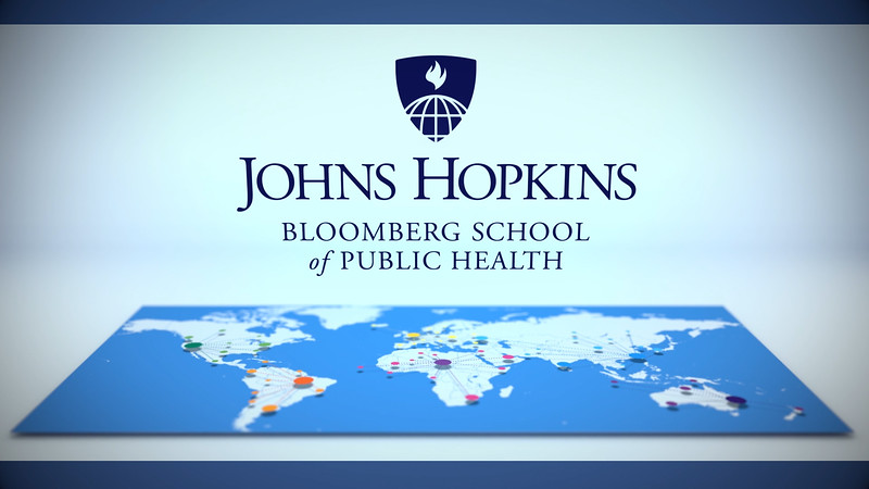 Johns Hopkins: Bloomberg School of Public Health Services Provided:  3D Rendering, Motion Graphics, Editing