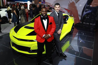 HOUR Detroit - Auto Show Charity Preview 2019
