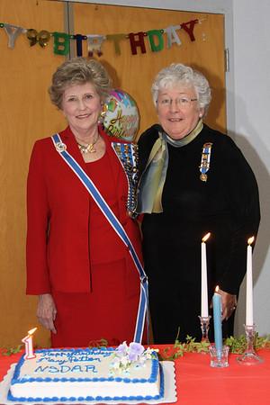 Noe'l Bailey Wins Good Citizen Award - February 2011