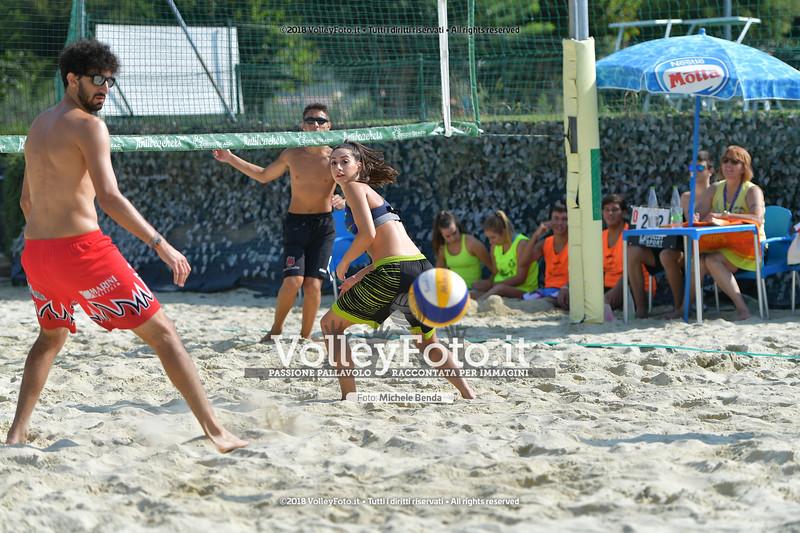 presso Zocco Beach PERUGIA , 25 agosto 2018 - Foto di Michele Benda per VolleyFoto [Riferimento file: 2018-08-25/ND5_8413]