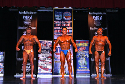 2013 Iron Gladiator Pre-Judging