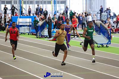 Wagner College Invitational at Ocean Breeze (1.6.17)