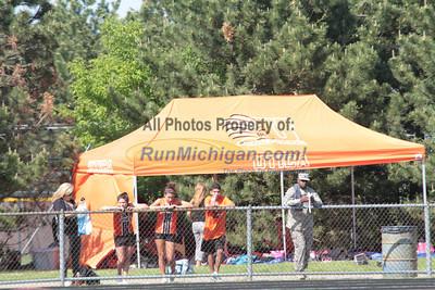 Miscellaneous - 2012 MHSAA LP Track & Field Regional 8-1 Warren-Mott