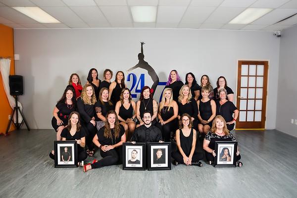 24/7 Dance Studio Staff 2019-2020