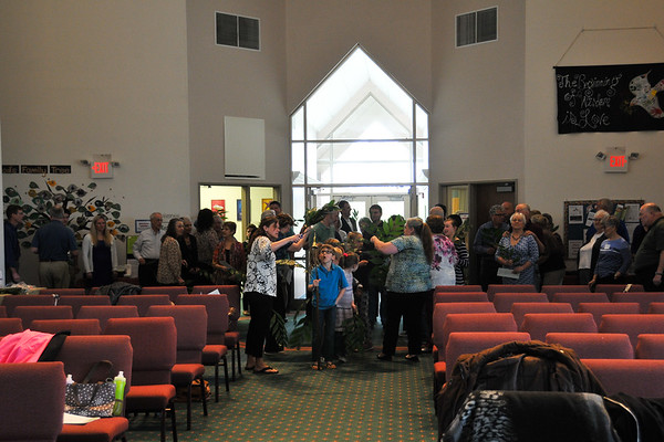 April 9th, 2017 Worship Service - Palm Sunday