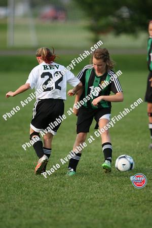 U12 Girls - Foothills 02 vs Dakota REV Sirens