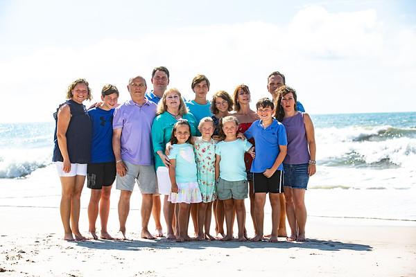 Susan Family Beach Portraits
