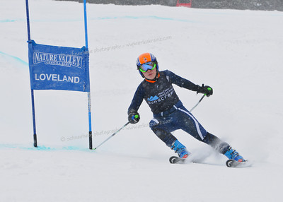 1-9-11 Age Class GS at Loveland - Ladies
