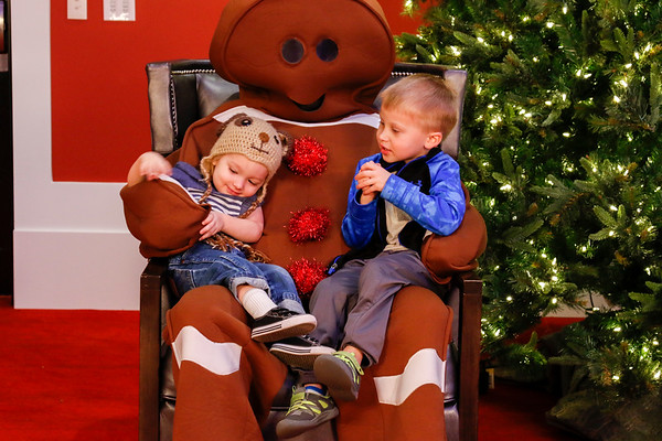 Gingerbread Man 2017