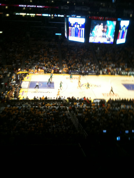 LA Lakers - Staples Center [2010 Championship Series]