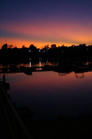 Sunset 20080831
