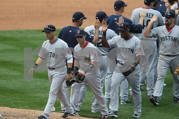 MLB-Kansas City Royals vs Boston Red Sox 4-11-10