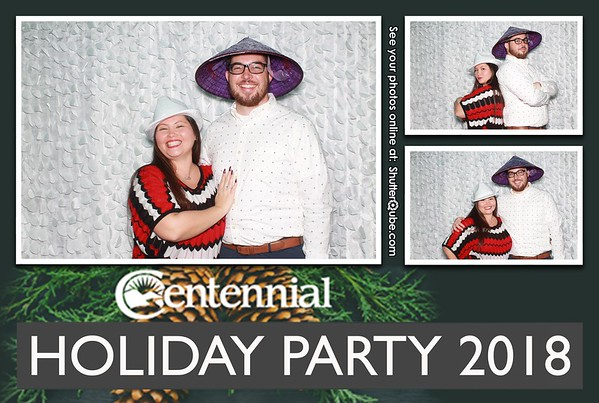 Centennial, CO Holiday Party  11/17/2018